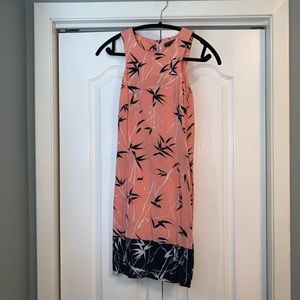 Banana Republic light sleeveless summer dress